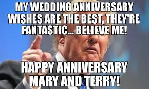 Wedding Anniversary Meme - my wedding anniversary wishes are the best they re fantastic