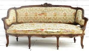 canape louis xv superb c19 louis xv sofa settee canape 189371