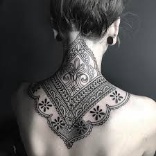 Back Tattoos - best 25 nape ideas on bee