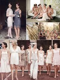great gatsby bridesmaid dresses unique vintage bridesmaid dresses for wedding season 2014