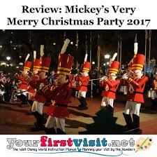 review the 2017 edition of mickey s merry