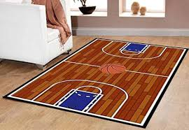 furnishmyplace basketball ground kids area rug furnishmyplace