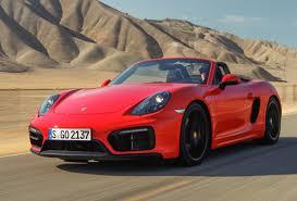 Porsche Boxster Gts Specs - 2015 porsche boxster overview cargurus
