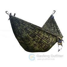 parachute nylon hammock gaofeng outfitter