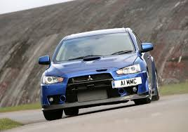 mitsubishi mirage evo mitsubishi to send off lancer evo x with special action model