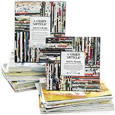 Upcycle Old Books - the art of up cycling recycled magazine crafts inspiring ideas to