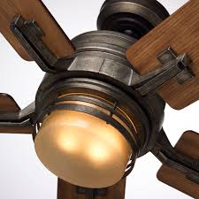 54 inch steel transitional ceiling fan with light emerson