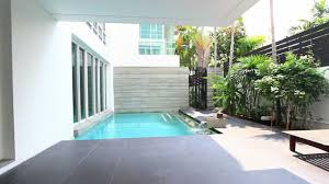stand out house in bangkok in modern minimalist design youtube