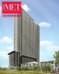 Vaughan Mills Floor Plan The Met Condos In Vaughan By Plaza Corp Close To Subway