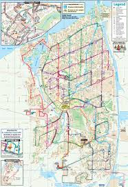Real Time Maps Weekday Map U2013 St Catharines Transit Commission