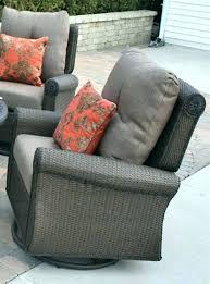 Swivel Rocker Patio Chairs Swivel Rocking Chairs For Patio Luxury Wicker Cast Aluminum Patio