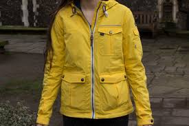 yellow cycling jacket review dare2b clarendon jacket