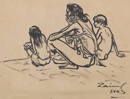 zainul abedin sketch pinterest sketches and artwork