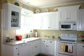 Antique Kitchen Cabinets Kitchen Cabinets With White Appliances Medium Size Of Painted