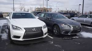 2014 lexus 460 ls 2014 lexus ls 460 differences between models ls460l and f sport