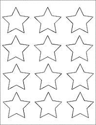 star labels star stickers ol195 2 3758