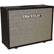 case outlet speaker cabinets blackstar id series 2x12 guitar speaker cabinet black guitar center