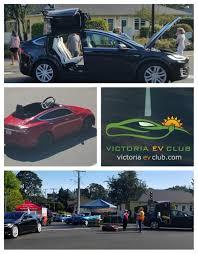 nissan leaf victoria bc electric avenue at the 2017 oak bay car show victoria ev club