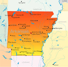 Nursing Compact States Map by Arkansas Lpn Requirements And Training Programs