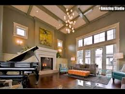 Vaulted Living Room Ceiling Living Room Lighting Ideas Cathedral Ceiling