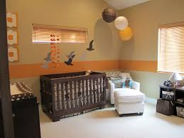 crib changing table combo in nursery contemporary with baby