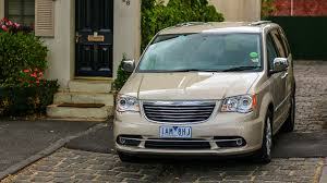 chrysler grand voyager replacement will be