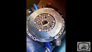 2004 acura tl clutch repair youtube
