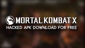 hacked apks mortal kombat x hacked apk 2016 working