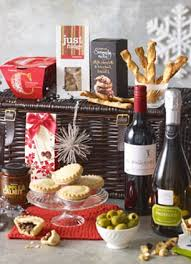 High End Gift Baskets The Christmas Hamper Rip Off How Britain U0027s High End Food Stores