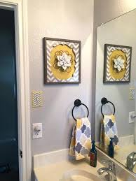 yellow and grey bathroom decorating ideas grey yellow bathroom accessories amazing bathroom yellow and grey