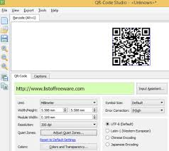 Create Qr Code For Business Card 13 Free Qr Code Generator Software For Windows