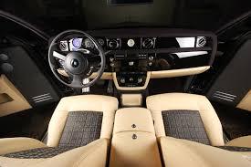 Rolls Royce Phantom Interior Features Mansory Rolls Royce Phantom