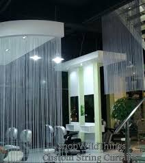 20 Ft Curtains Custom String Curtains Up To 20 Ft 20 Ft Curtain Side
