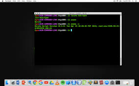 What Is The Color Of 2016 I Want To Change My Terminal View So That My Command Prompt Line