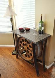 Dining Room Table With Wine Rack by Wine Rack Table Top Foter