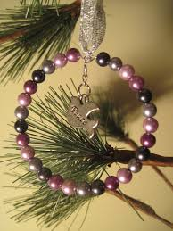 87 best beaded ornaments images on beaded