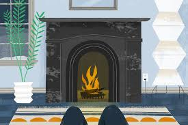 how to be mindful by the fire the new york times