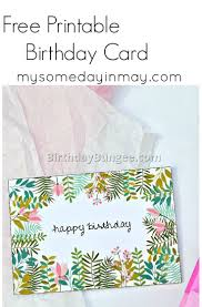 free printable birthday cards for him 6 best birthday resource