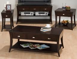 Chair Side Table With Storage Jofran Manhattan Espresso Chairside Table 629 7