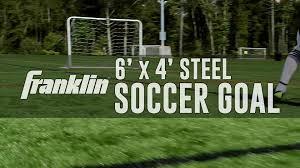franklin sports competition soccer goal walmart com