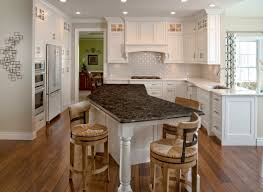modern kitchen hardware kitchen renovation white cabinets wood floors brazilian cherry
