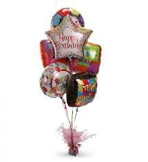 balloon bouquet send birthday balloon bouquet norwood ma florist