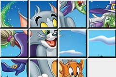 tom jerry games puzzle