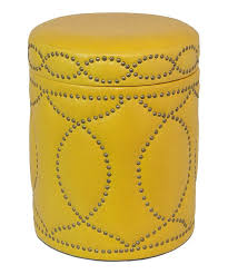 best 25 yellow ottoman ideas on pinterest yellow living room for
