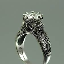 vintage wedding rings for etsy pink engagement ring and amazing antique wedding rings