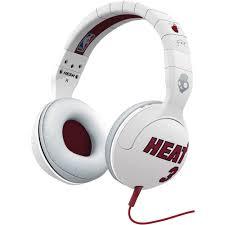 skullcandy home theater skullcandy nba hesh 2 miami heat dwyane wade headphones with mic