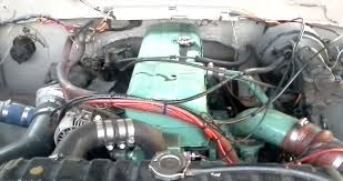 Ford Diesel Truck Engines - video 1977 ford f 350 powered with a detroit 4 53t diesel army