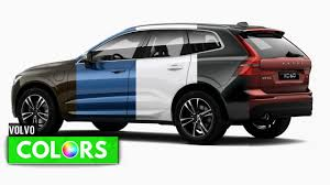 volvo usa official site 2018 volvo xc60 colors youtube