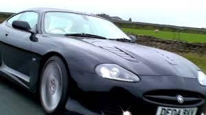 jaguar xkr xkr body kit by grantley design on a black jaguar xkr