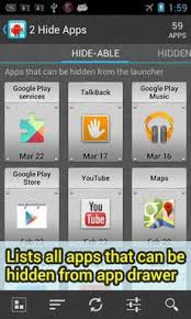 hide apps apk 2 hide apps hide system apps apk for android